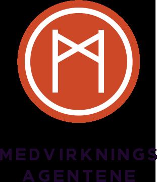 Medvirkningsagentene logo